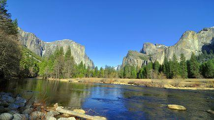 7-Day Bus Tour Package to Grand Canyon South/West, Las Vegas, San Francisco, Yosemite from Los Angeles
