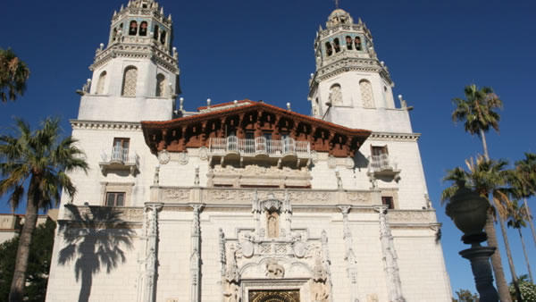 2-Day Yosemite and Hearst Castle Tour From Bay Area