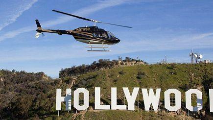 Luxury Helicopter Malibu Grandeur Tour - Bell Jet Ranger