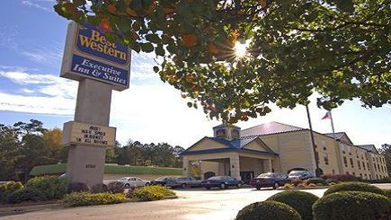 Best Western Executive Inn, Rowland Heights