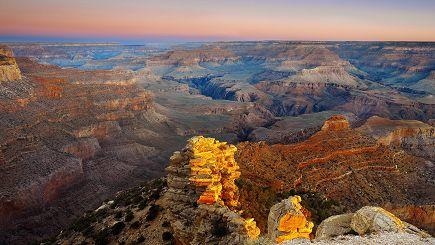 7-Day Bus Tour Package to San Francisco, Grand Canyon South/West and Free Choice of 7 Items Tour from San Francisco