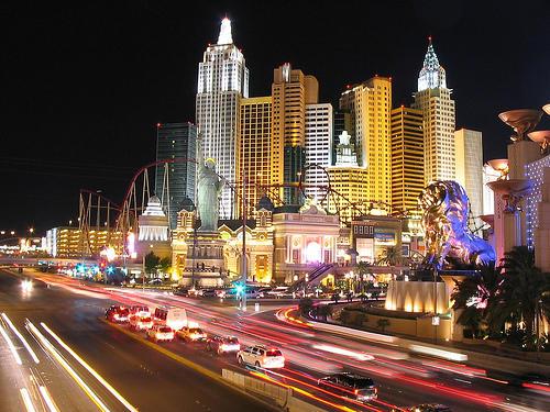 Las Vegas Super Night Tour