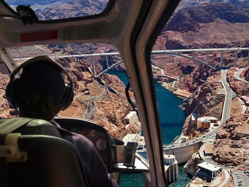 Grand Canyon Helicopter Flight & Black Canyon Smooth River Rafting
