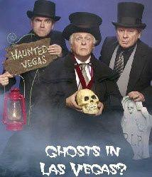 The Haunted Vegas Ghost Hunt (includes Pizza Party!)