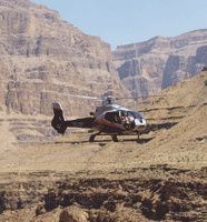 helicopter rides from west rim of grand canyon:Grand Canyon Landing Tour