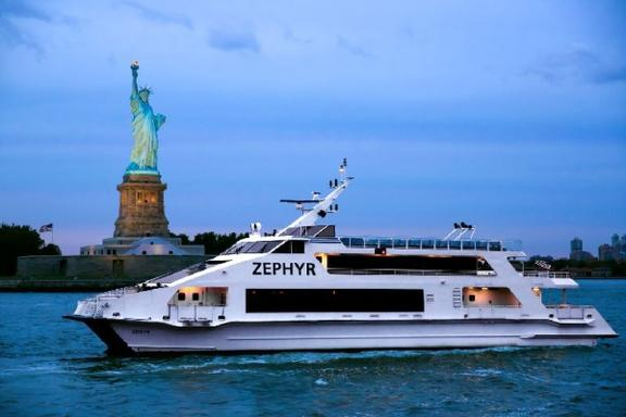 ZEPHYR Statue of Liberty Express Tour