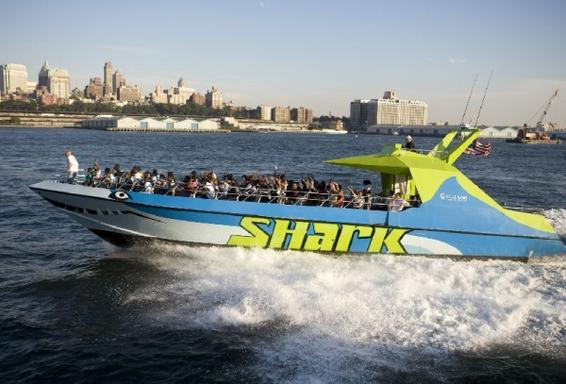 SHARK Speedboat Thrill Ride Tour
