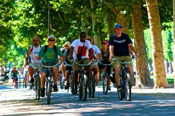 Washington DC Day Bike Tour