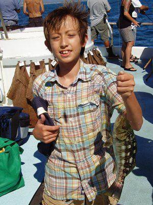 Half-Day Fishing Trips