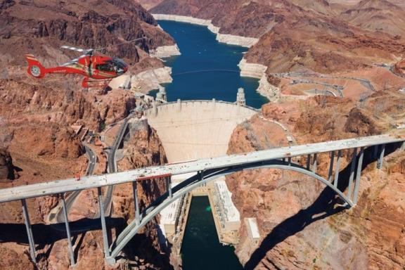 Hoover Dam Deluxe Tour (Helicopter Tour Add-On Available!)