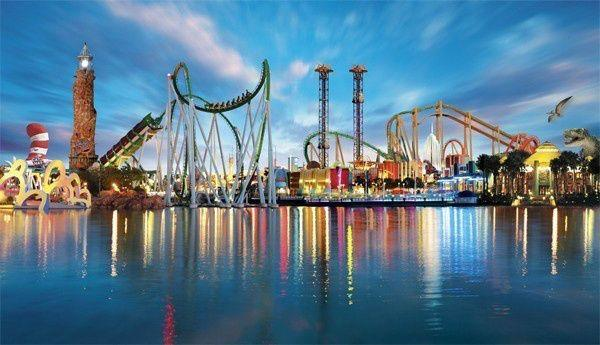 1-Day Orlando Theme Park Tour from Miami