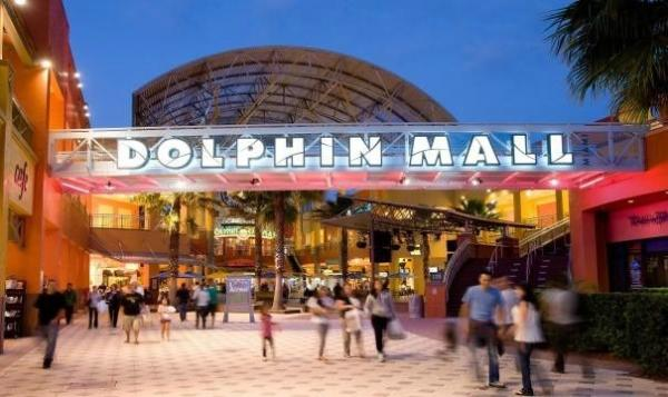 Dolphin Mall Shopping Tour from Miami