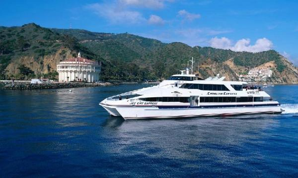 Round-Trip Catalina Island Express Ferry to Avalon