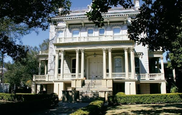 New Orleans Garden District Walking Tour