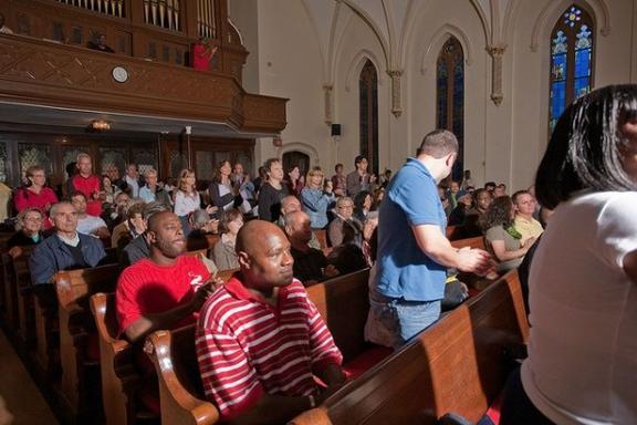 Harlem-Sunday Morning Gospel Tour