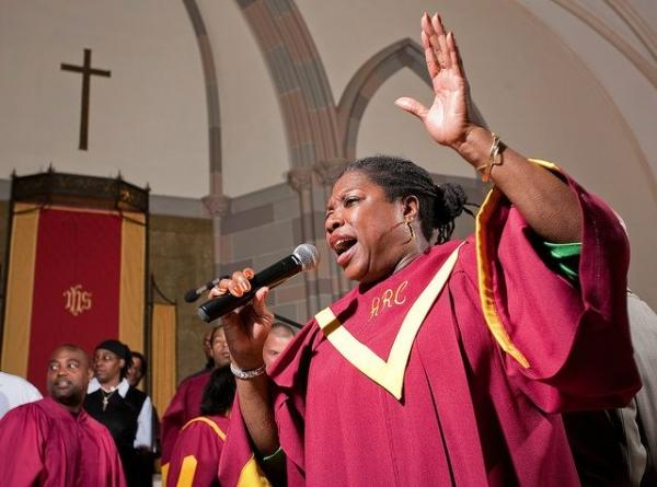 Harlem-Sunday Morning Gospel Tour