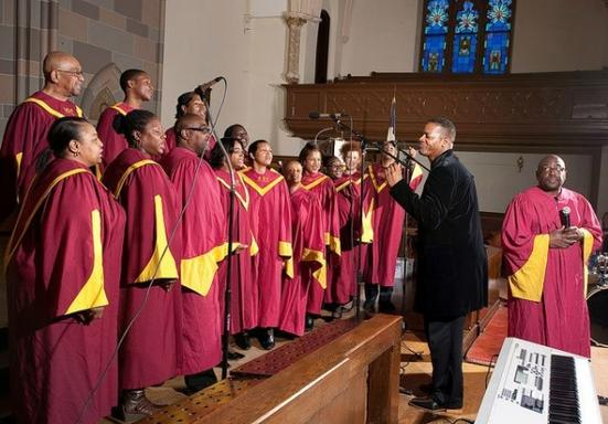 Harlem Wednesday Morning Gospel Tour