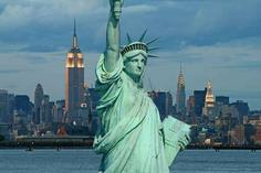 ellis island visit:New York New York Tour plus Ticket to Statue of Liberty & Ellis Island