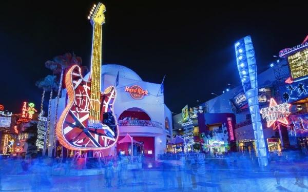 Hard Rock Cafe Los Angeles - Meal Voucher
