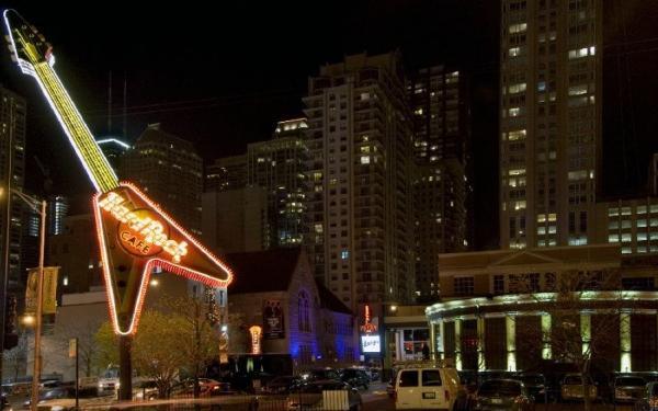 Hard Rock Cafe - Chicago