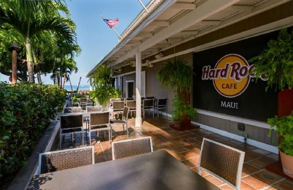 Hard Rock Cafe - Hawaii