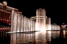 bus tours to las vegas:Las Vegas Strip Night Tour - (Includes Champagne Toast!!!)