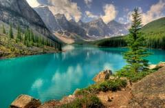jasper to banff tour:Western Canada With Inside Passage With Extended Stay In Banff