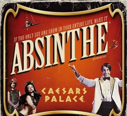 Absinthe at Caesars Palace
