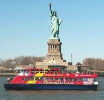 New York City Hop-on, Hop-off Sightseeing Ferry