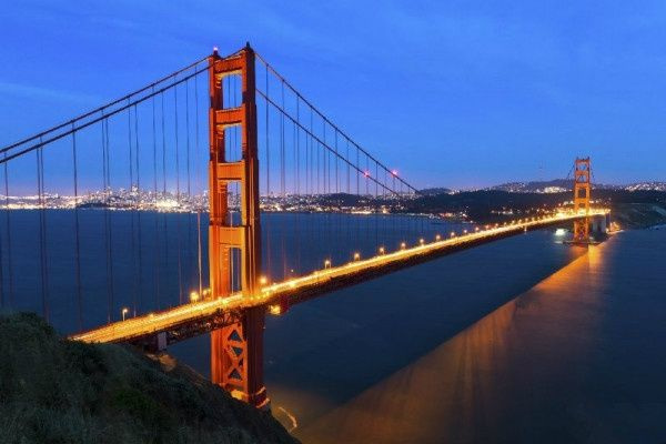 5-Day Los Angeles, San Francisco, Yosemite and Theme parks Tour with Airport Transfer (Starts in SFO, Ends in LA)