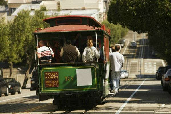 7-Day Grand Canyon, Yosemite,San Francisco and Theme parks Tour with Airport Transfer (Starts in SFO,Ends in LA)