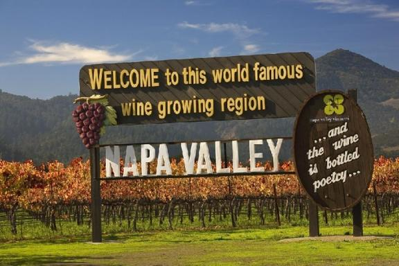 1-Day Napa Valley & Napa Premium Outlet Tour