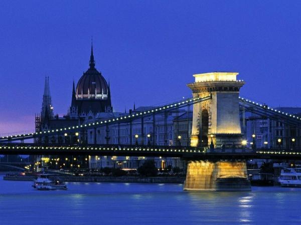 5-Day Eastern Europe Tour: Prague - Budapest - Vienna
