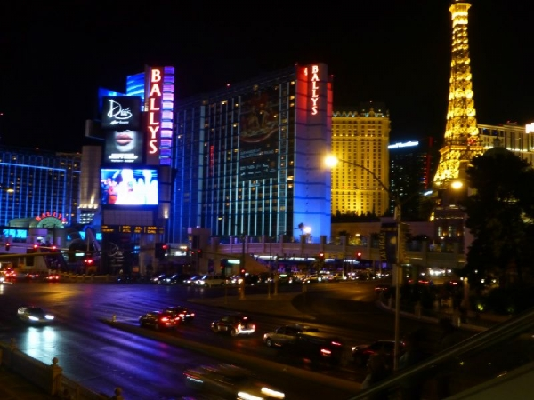 Vegas Nights (complimentary champagne check-in!!)
