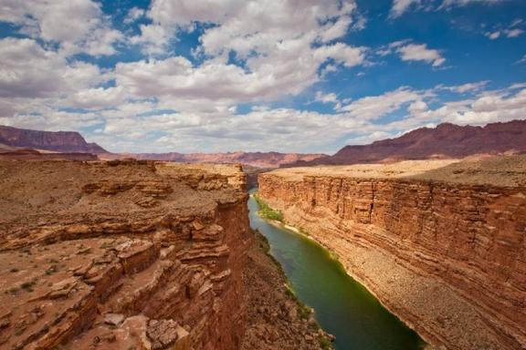 Smooth Water Float & Colorado River Rafting