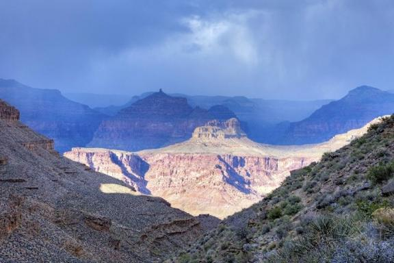 Sunset Grand Canyon Celebration Tour from LV McCarran