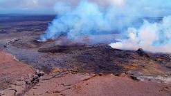 hawaii volcanoes helicopter tours:Big Island Volcano Early Bird Helicopter Tour