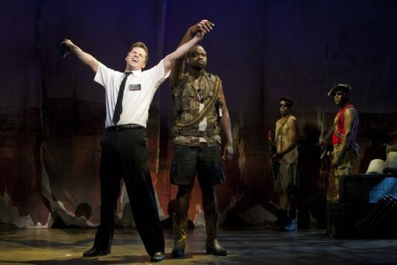 Broadway's The Book of Mormon Musical Show
