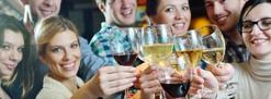 wine country tours:North End Wine Tour from Boston
