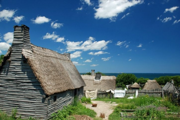 1-Day Thanksgiving Celebration Tour to American Hometown Plymouth from Boston
