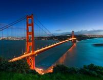 sequoia national park tours from san francisco:San Francisco Golden Gate Bridge and Sausalito Hop-On Hop-Off Tour
