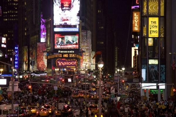 2-Day 2017 New Year's Eve Times Square Countdown Tour from Boston