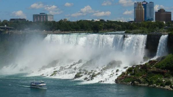 6-Day New York, Philadelphia, Washington D.C., Corning Museum of Glass, Niagara Falls, Boston Tour