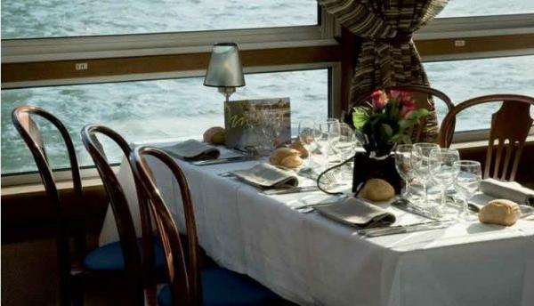 Seine River Cruise w/ Lunch | La Marina de Paris