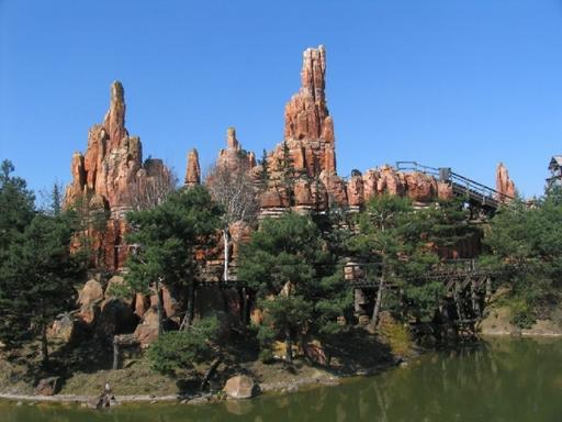 Disneyland Paris: One Day, One Park w/ Return Transfers from Paris