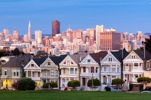 6-Day San Francisco Bus Tour: 17 Miles Drive, Roaring Camp Railroads Or Yosemite and 3 Choices of 8 Items