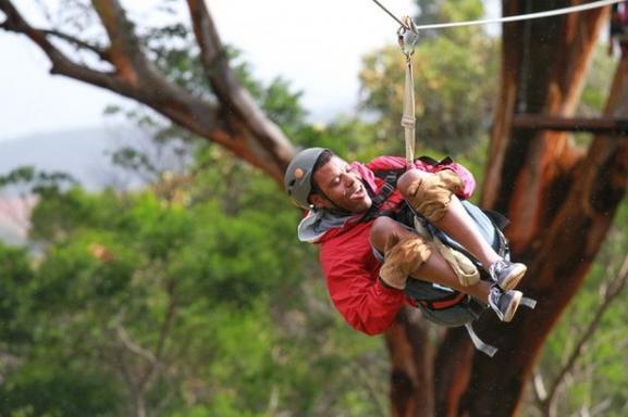 Maui's Costa Rican Style 7 Zipline Canopy Tour