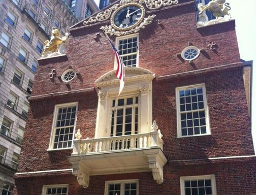 1-Day Freedom Trail Walking Tour
