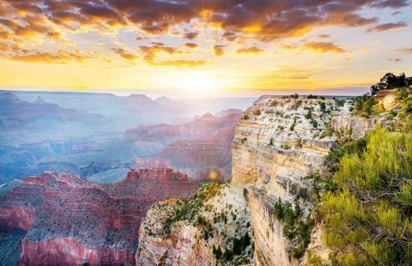 9-Day Yosemite, Grand Canyon, San Francisco, Theme parks Tour(Starts in LV/Ends in LA)