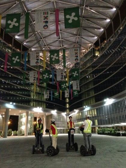 2.5-Hour Milan Segway Tour After Dark